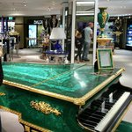 Harrods Bejeweled Piano