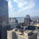A view of the Hudson from the room