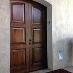 Room #4 Door