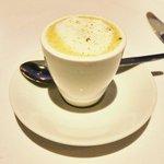 Oyster espresso