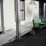 Wheelchair access to unit
