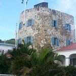 Bluebeard's Castle on site