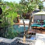 1 Brm Pool Villa - Pool view