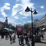 Plaza Mayor, 5 minutes walk from the Hotel.