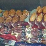 Iberian ham delicacies, not to be missed.