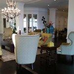 View of the lobby, BEST WESTERN PREMIER Prestige Oceanfront Resort     6929 West Coast Road, Soo