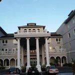 Front view of the hotel when driving up, BEST WESTERN PREMIER Prestige Oceanfront Resort  |  692