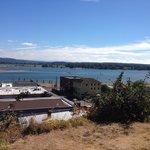 Beautiful nob hill B&B view