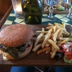 Burger de normandie