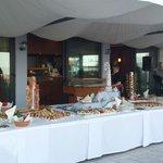 Buffet pre cena di ferragosto!!