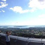 360 grad panorama über oslo