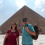 The Pyramids visit