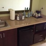 wet bar type area
