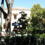 Foto de Hotel Magda