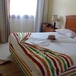 Room 123 bedroom