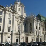 Eglise sur Am Hof, une des merveilleuses places de cette splendide ville.