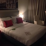 Hotel Tryp standard room