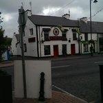 Glenties town
