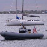 Ex navy seal boat