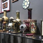 Colección de preciosas linternas mágicas