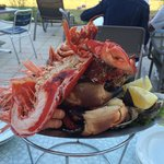 Plateau de fruits de mer excellent!!