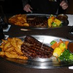 1 kg Steak Challenge