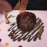 tre cioccolati a tre temperature...sublime!