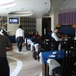 ground floor dinning hall