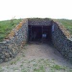 Barclodiad y Gawres Burial Chamber