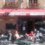 La Gargouille, antes de entrar ¡¡¡¡