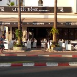 restaurant ambiance sympa