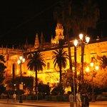 Catedral Vista Nocturna