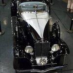 heritage garden car exhibit best car I've ever seen