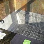 Fab slate bath