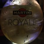 Great Martini Royale at Pergamin