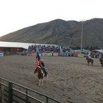 Jackson Hole Rodeo - Opening