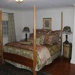 A small cosy room