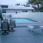 Coronet pool