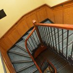 Stairwell to Upper bedrooms