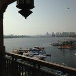 View over Dubai Creek