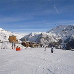 Orcieres Merlette 1850 Ski Resort