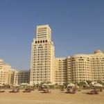 Hotelanblick vom Beach aus!!