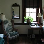 Partial view of Queen Anne room