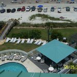 Pool Deck and Beach Walkover