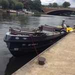 our little boat :-)