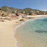 spiaggia a 5 min di cammino