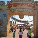 Shambala entrada principal