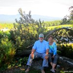 Vermontology customers at Trapp Family Lodge- Vermont Tours