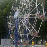 Ferris wheel for adults and kids