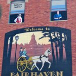 Trail starts in Fairhaven
